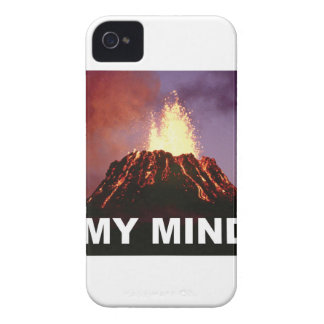 Coques iPhone 4 mon esprit de volcan