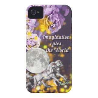 Coques iPhone 4 Mon imagination est sans fin