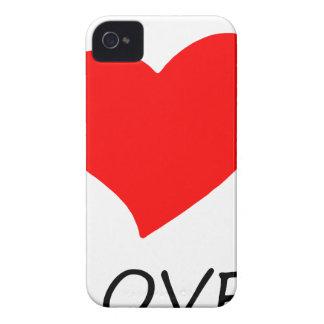 Coques iPhone 4 paix love20