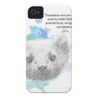 Coques iPhone 4 Pantalaimon, le démon de Lyra de ses matériaux