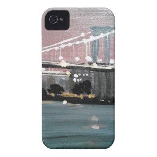 Coques iPhone 4 Paysage urbain foncé