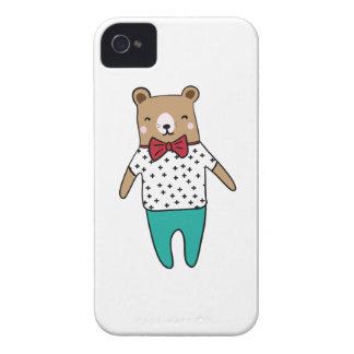 Coques iPhone 4 Petit ours mignon