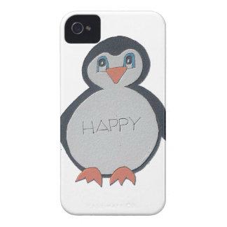 Coques iPhone 4 Petit pingouin