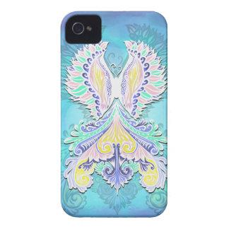 Coques iPhone 4 René - lumière, bohémien, spiritualité