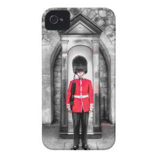 Coques iPhone 4 Sentinelle de garde de Coldstream