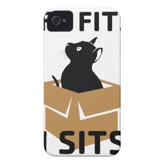 Coques iPhone 4 Si les ajustements d'I I se repose