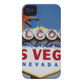 Coques iPhone 4 Signe de Las Vegas