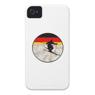 Coques iPhone 4 Ski Allemagne