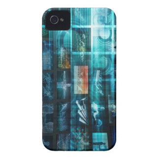 Coques iPhone 4 Technologie ou LUI de l'information Infotech comme
