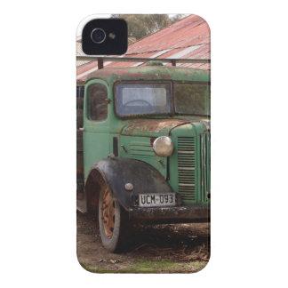 Coques iPhone 4 Vieux camion vert