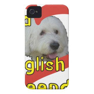 Coques iPhone 4 Vieux chien de berger anglais