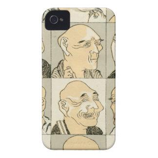 Coques iPhone 4 Vieux hommes japonais