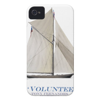 Coques iPhone 4 Volontaire 1887