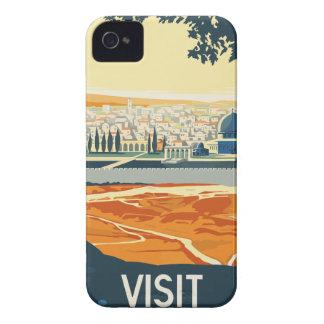 Coques iPhone 4 Voyage vintage Palestine