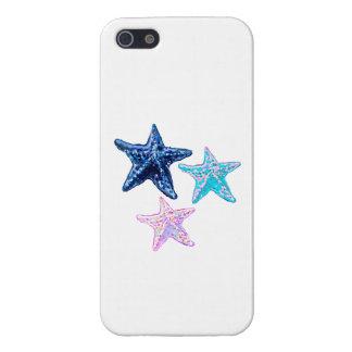 Coques iPhone 5 3 étoiles de mer