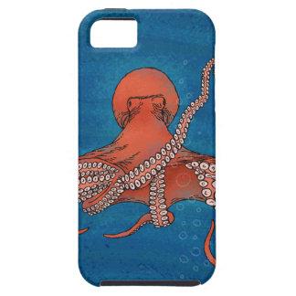 Coques iPhone 5 Approche de poulpe