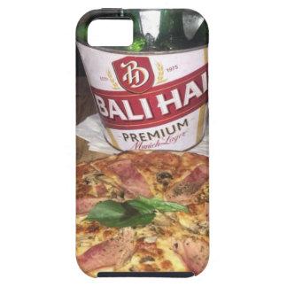 Coques iPhone 5 Bière et pizza de Bali