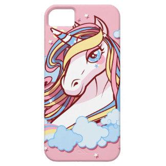 Coques iPhone 5 Capinha de cellulaire Unicorne