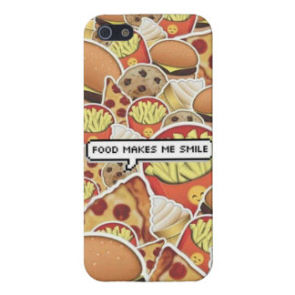 Coques iPhone 5 Cas de Foodaholic Iphone 5