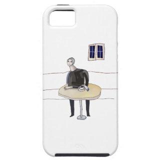 Coques iPhone 5 Case-Mate Cafè foncé