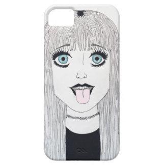 Coques iPhone 5 Case-Mate Cas de téléphone de fille de liberté (Apple et