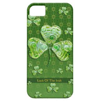 Coques iPhone 5 Case-Mate Chance du cas irlandais de l'iPhone 5