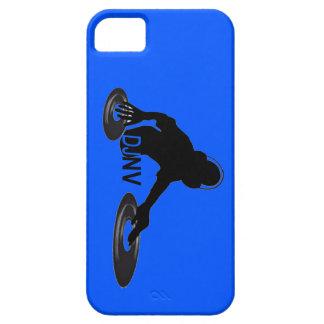Coques iPhone 5 Case-Mate collection noire de marchandises de l'arrière -