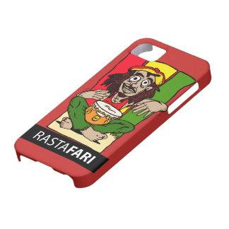 Coques iPhone 5 Case-Mate Couche Cellulaire iPhone 5 Rastafari