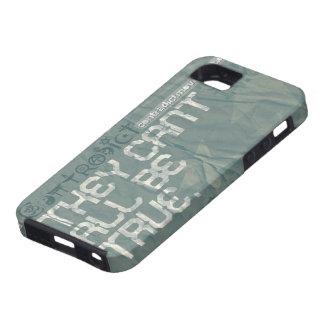 Coques iPhone 5 Case-Mate couverture de l'iPhone 5S - contredisez