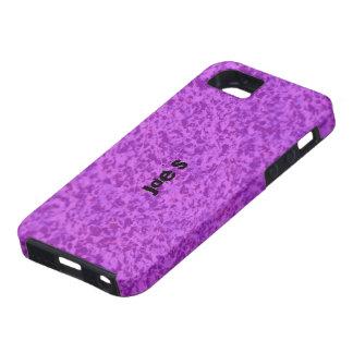 Coques iPhone 5 Case-Mate Granit rose