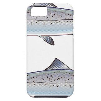 Coques iPhone 5 Case-Mate Illustration de poissons d'océan de saumon