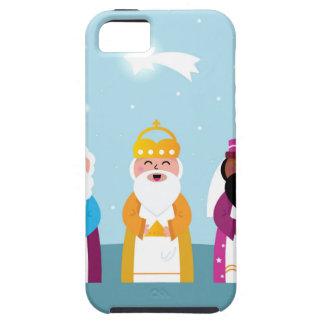 Coques iPhone 5 Case-Mate Illustrations originales de trois rois
