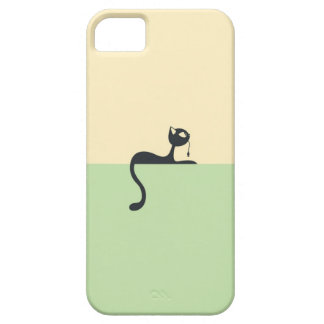 Coques iPhone 5 Case-Mate Iphone5 marie with cat art theme