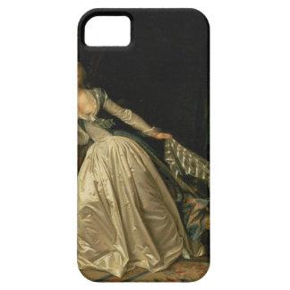 Coques iPhone 5 Case-Mate Jean-Honore Fragonard - le baiser volé -