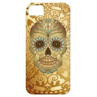 Coques iPhone 5 Case-Mate jour du cas mort de l'iphone 5 de crâne