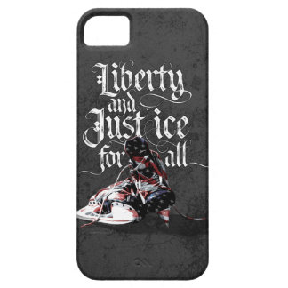 Coques iPhone 5 Case-Mate Juste glace pour tous (hockey)