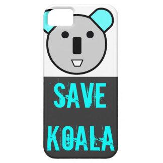 COQUES iPhone 5 Case-Mate KOALA IN DANGER