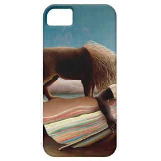 Coques iPhone 5 Case-Mate Le gitan de sommeil