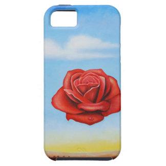 Coques iPhone 5 Case-Mate le surrealist célèbre de peinture s'est levé