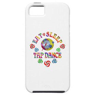 Coques iPhone 5 Case-Mate Mangez la danse de robinet de sommeil
