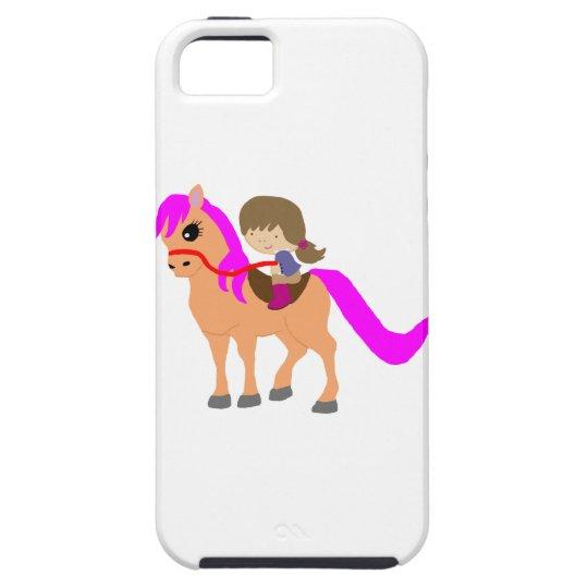 Coques iPhone 5 Case-Mate Marche sur mon poney