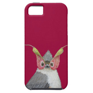 Coques iPhone 5 Case-Mate Marilyn l'iPhone 5/5S, cas de mésange tuftée de