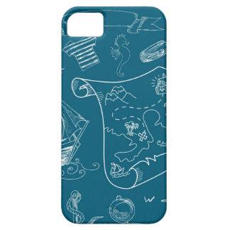 Coques iPhone 5 Case-Mate Motif graphique nautique de modèle