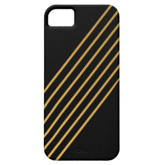 Coques iPhone 5 Case-Mate Multi-Rayure d'or