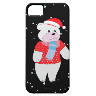 Coques iPhone 5 Case-Mate ours blanc