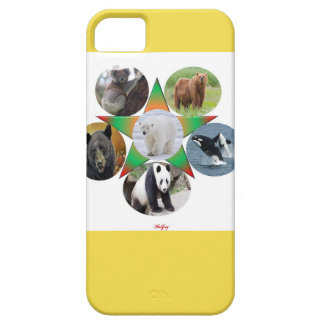 Coques iPhone 5 Case-Mate ours, nounours, tasse, erimona, Godfrey, faune