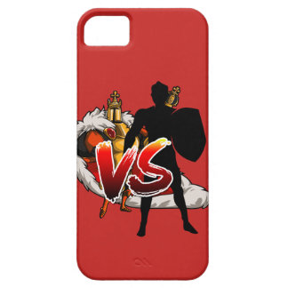 Coques iPhone 5 Case-Mate Phonecase QUOTIDIEN de Se d'iPhone de ROI VS AAW