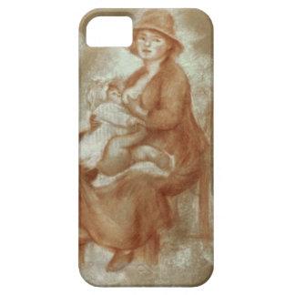 Coques iPhone 5 Case-Mate Pierre une maternité de Renoir |