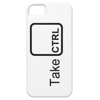 Coques iPhone 5 Case-Mate Prenez le cas de téléphone de CTRL