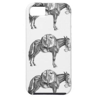 Coques iPhone 5 Case-Mate prière de mule de paquet